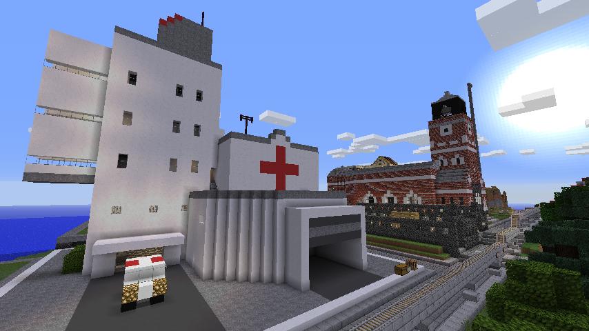 keskusta-sairaala