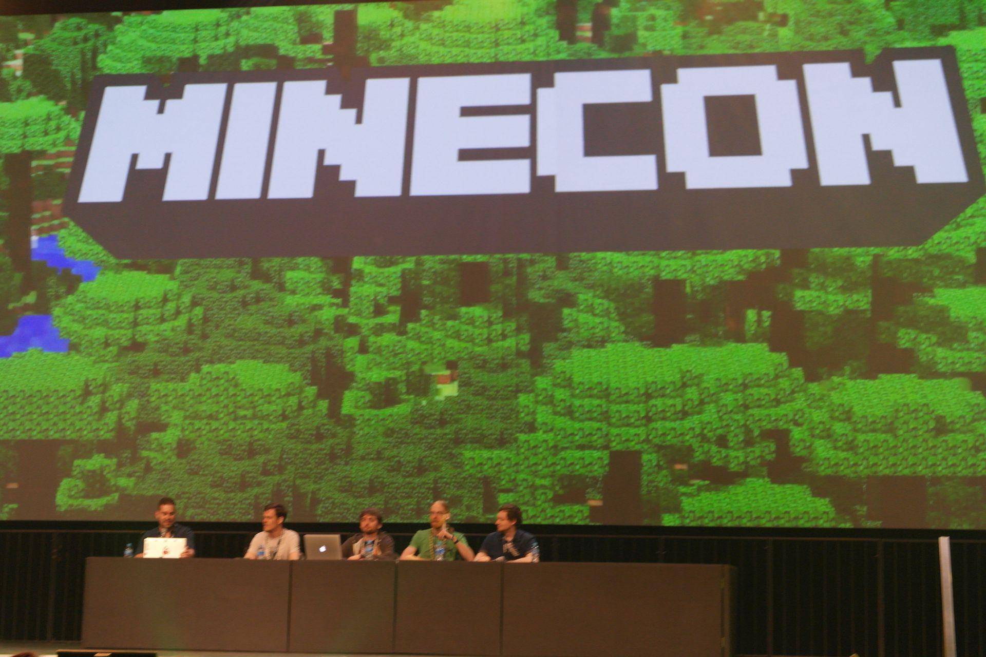 Kävimme kuuntelemassa Mojangin kehittäjien kertomana Minecraft 1.9 ja Pocket Editionin seuraavan version uutuksia.